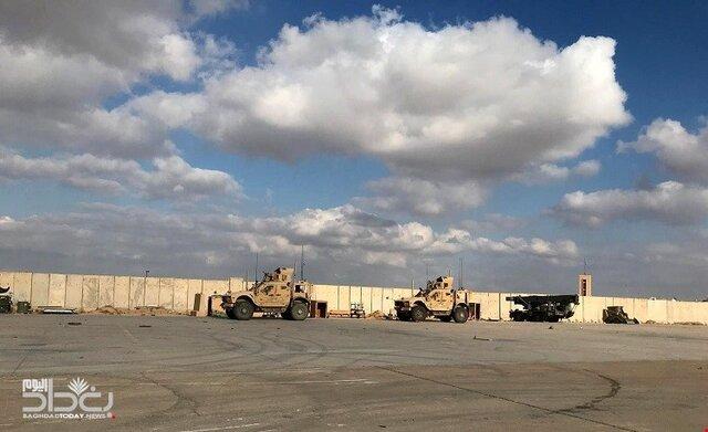 حمله مجدد به پایگاه التاجی آمریکا با 33 موشک/بیانیه فرماندهی عملیات مشترک عراق درباره حمله به پایگاه «التاجی»/ حمله راکتی آمریکا به پایگاههای نظامی در دیرالزور/ تعویق انتخابات پارلمانی سوریه به دستور اسد