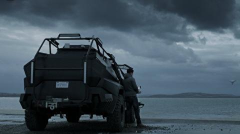 جلوههای ویژه فیلم سرقت طوفانی