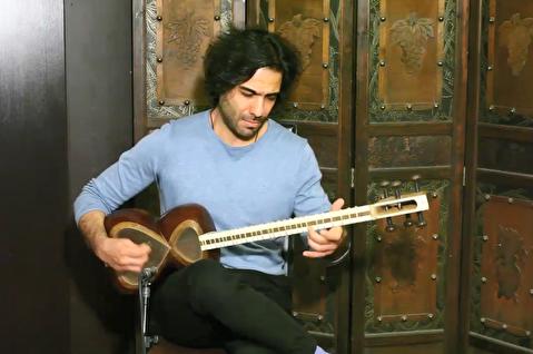 همآغوش ؛ علی قمصری
