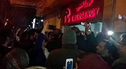 همخوانی دوستداران محمدرضا شجریان