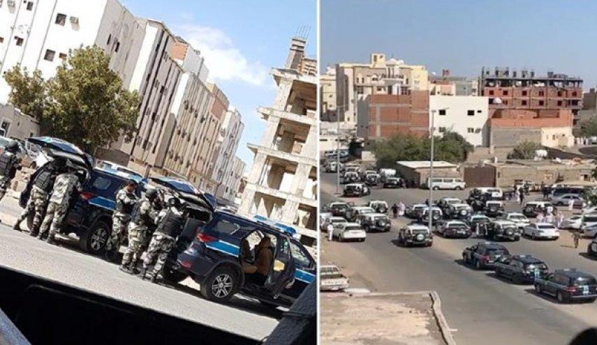 وقوع حادثه تیراندازی در شهر «مدینه منوره»
