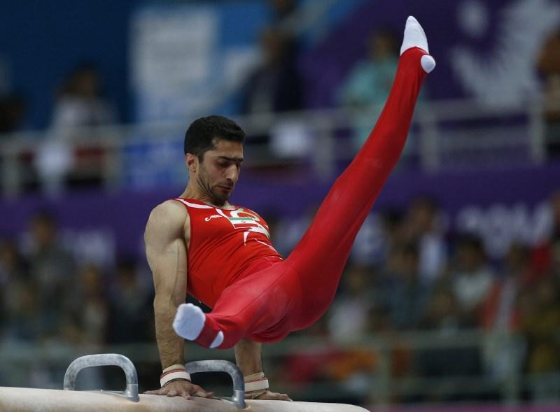 ژیمناست نقرهای ایران در جام جهانی، سهمیه المپیک میگیرد؟