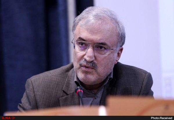 واکنش وزیر بهداشت به انتشار استعفانامه جعلی