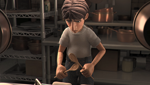 انیمیشن کوتاه تمپو