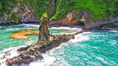 طبیعت زیبای دومینیکا