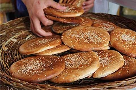دستور پخت نان فطیر اردبیل