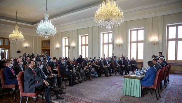 نشست مشترک دیپلماتهای خارجی مقیم تهران درباره کرونا/تحریم 15 نهاد و فرد مرتبط با حزب الله از سوی آمریکا/انفجار در مقابل دفتر حزب بعث در حومه دمشق/ درخواست 14 کشور اروپایی برای آتشبس در ادلب