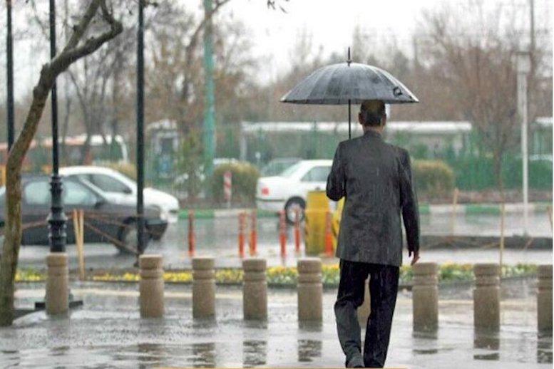 یکشنبه سامانه بارشی جدید وارد کشور میشود
