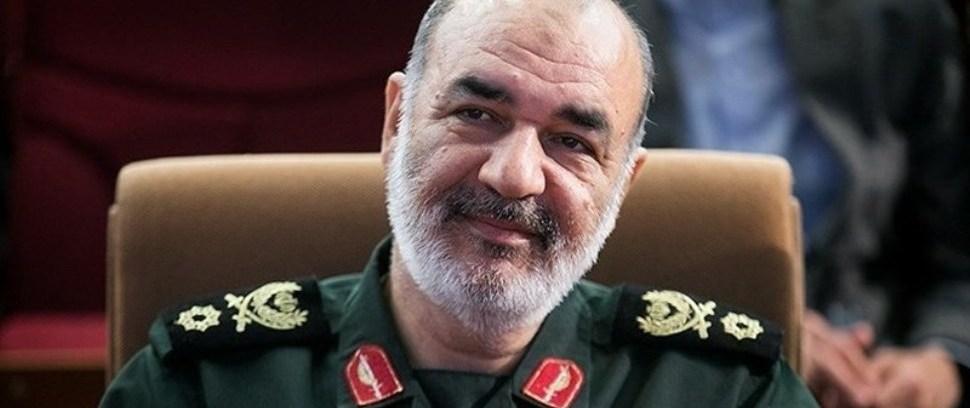 سردار سلامی فرمانده کل سپاه شد