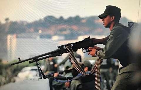 کودتای خونین در ونزوئلا به روایت تصویر
