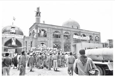 مرحله اول عملیات الیبیتالمقدس برای آزادسازی خرمشهر