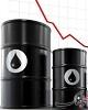 ادامه روند نزولی قیمت نفت به دلیل افزایش موجودی ایالات متحده