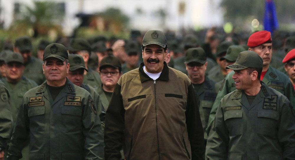 چگونه طرح آمریکا و وزیر دفاع ونزوئلا برای دستگیری مادورو شکست خورد!؟