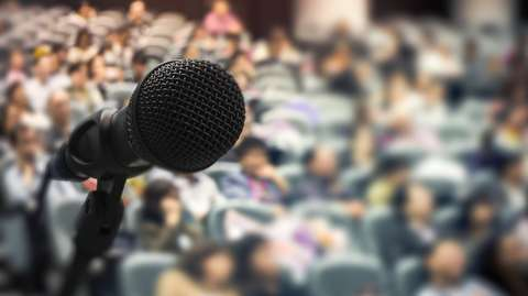 چگونه یک سخنرانی عالی داشته باشیم؟