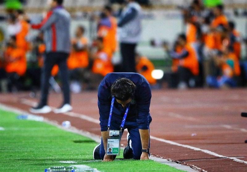 مجیدی:کم آوردیم،استقلال جای بعضی ها نیست