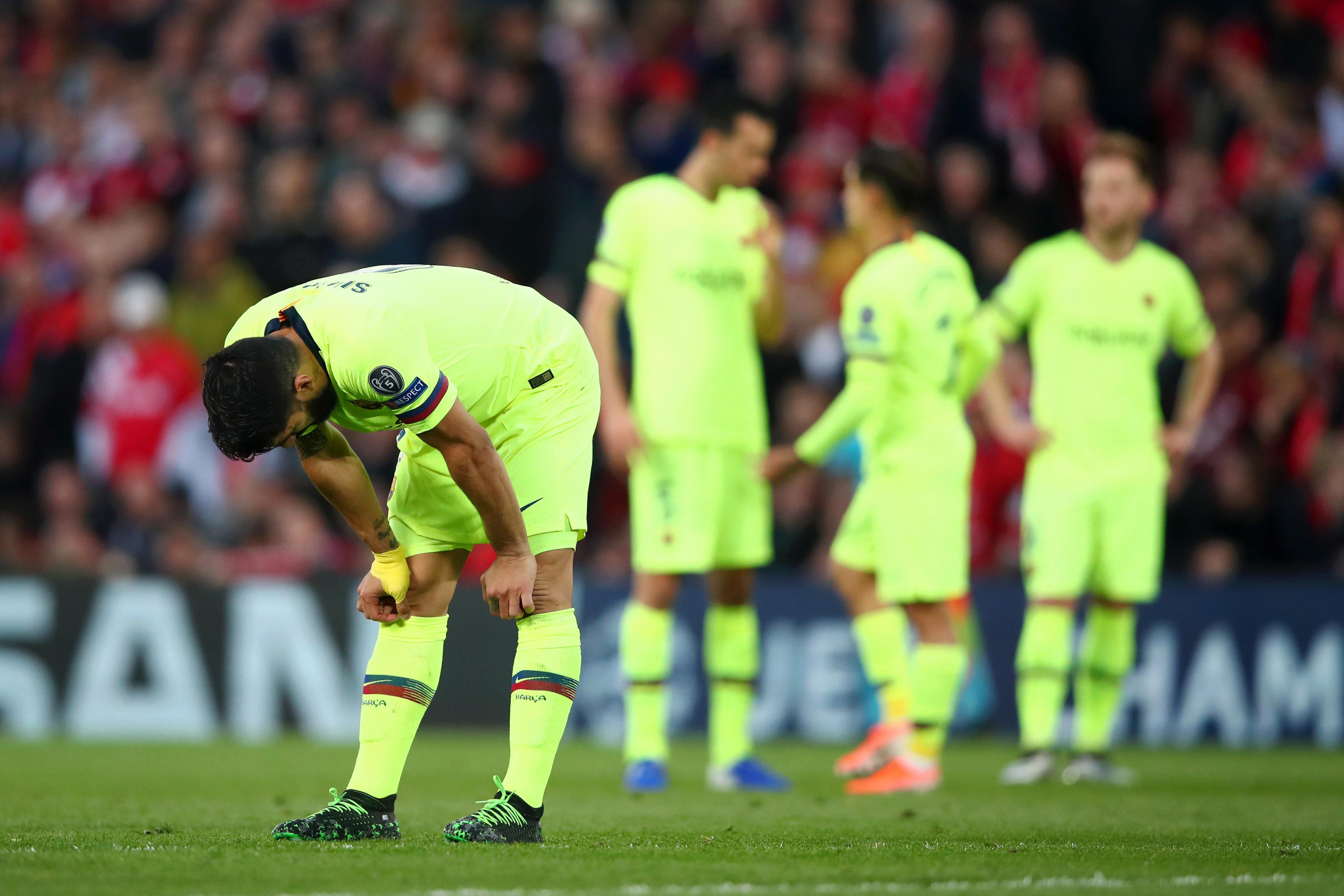 لیورپول 4 - بارسلونا 0 | یک بار دیگر معجزه فوتبال و کامبک رویایی قرمزها در آنفیلد