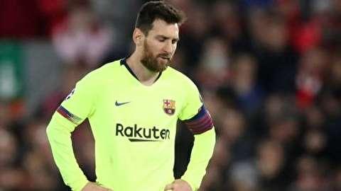 گزیده بازی لیورپول - بارسلونا