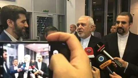 ظریف: ایران از برجام خارج نخواهد شد