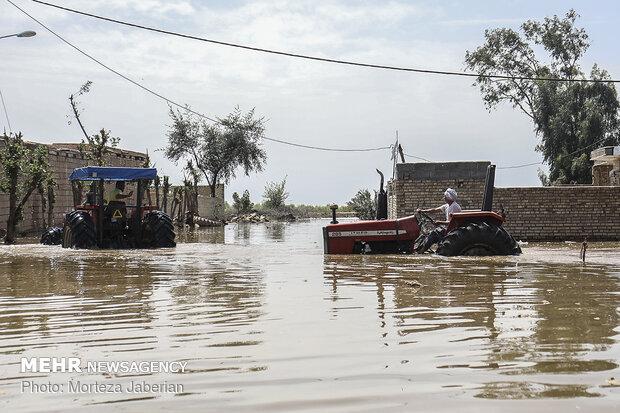 یک دلیل مهم تفاوت سیل خوزستان و اولویت داشتن رسیدگی به کشاورزان این خطه