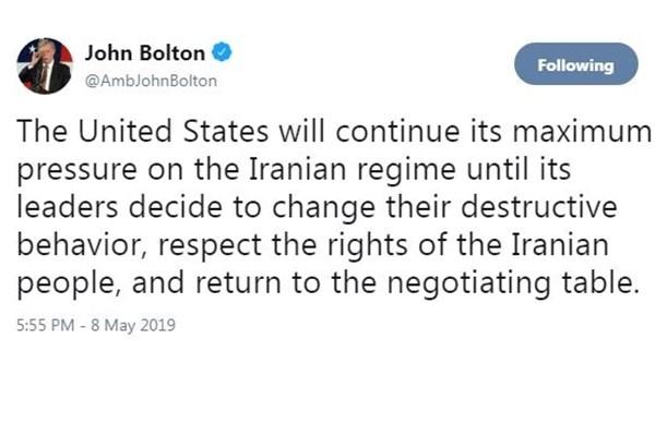 چرا آمریکا به طور همزمان پیام جنگ و مذاکره برای ایران ارسال می کند!؟