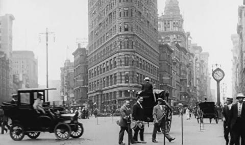 نیویورک از 1896 تا 1911