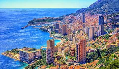 گردش در شاهزادهنشین موناکو