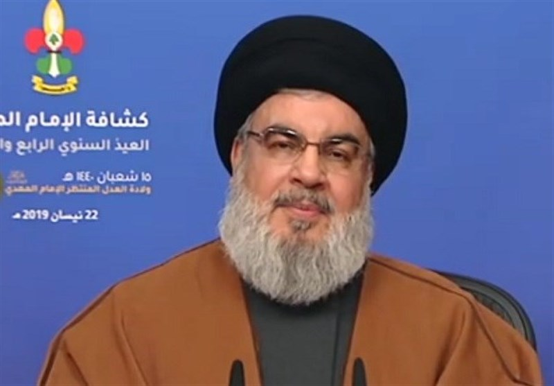 نصرالله: آنچه روزنامه کویتی گفت را تکذیب می کنم/ اسرائیل آمادگی حمله به لبنان را ندارد