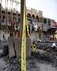انفجار انتحاری در شهر صدر بغداد/ داعش سر هشت تن را...