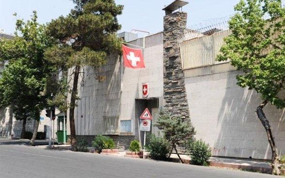 آمریکا شماره تماسی را برای ارتباط با ایران در اختیار سوئیس قرار داده است!