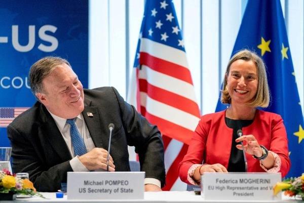 آغاز رایزنی های جدید میان آمریکا، اتحادیه اروپا و روسیه درباره ایران/ واشنگتن می تواند بروکسل و مسکو را با خود همراه کند؟