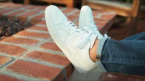 کفشهای کتانی که با هر چیزی ست میشوند