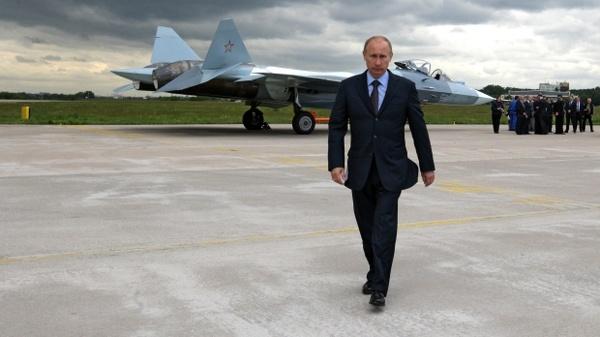 پوتین دستور تاسیس نیروی فضایی را صادر کرد