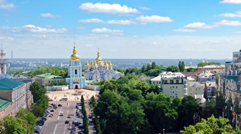 پرواز بر فراز طبیعت زیبای اوکراین