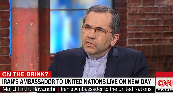 واکنش تختروانچی به انتشار خبر اعزام 120 هزار سرباز آمریکایی به خاورمیانه