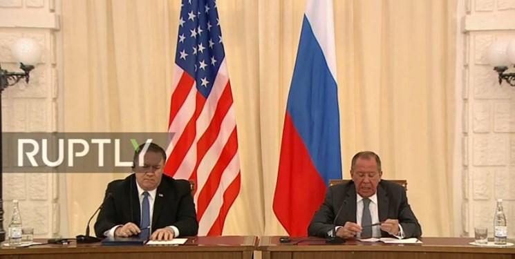 لاوروف: آمریکایی ها برای مذاکره با ایران جدی هستند/ پمپئو: دنبال جنگ با ایران نیستیم