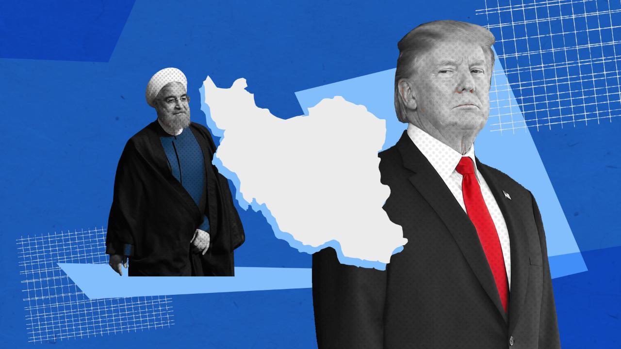 ایالات متحده تجاوز: جنگ با ایران پایان جمهوریت خواهد بود