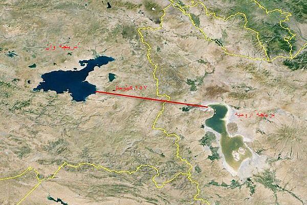 تاکید دوباره کلانتری بر انتقال آب از ترکیه به ایران در بازگشت از یک دیدار دیپلماتیک!