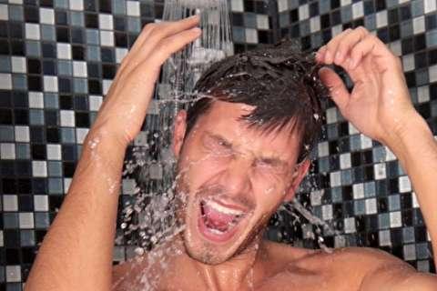 اثرات یک ماه دوش آب سرد در زندگی