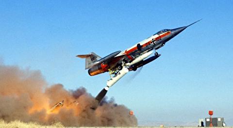 تاکتیک پرتاب هواپیماها بدون نیاز به باند