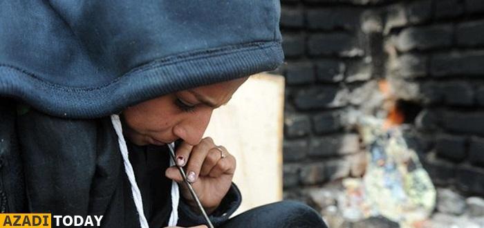 زنان معتاد پشت درهای بسته مراکز ترک اعتیاد