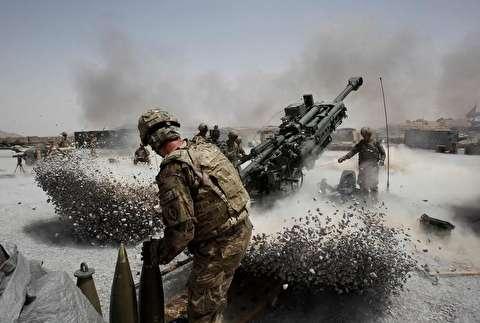سوابق حضور آمریکا در خلیج فارس