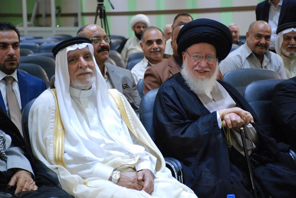 حمایت بی سابقه اهل تسنن عراق از ایران در برابر تهدیدات آمریکا/ رئیس دیوان اهل تسنن عراق: دفاع از ایران واجب شرعی است