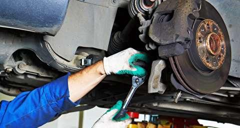نحوه بررسی دقیق سیستم تعلیق جلوی خودرو در خودروهای محور جلو