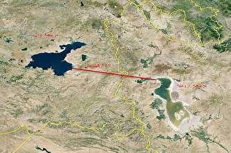 تأکید دوباره کلانتری بر انتقال آب از ترکیه به ایران در بازگشت از یک دیدار دیپلماتیک!