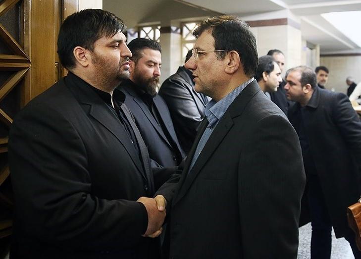 حسینرضازاده بنفعچهکسی ازانتخابات کنارمیکشد؟