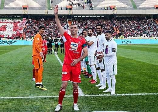 رکورد تاریخی سیدجلال در گرو دو بازی بدون شجاع