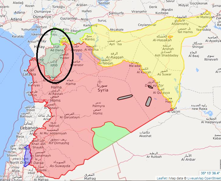 «ادلب» سوریه در آستانه توافق یا جنگ/ تلاش روسیه برای توافق میان دمشق و آنکارا