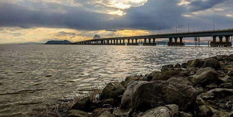 آب دریاچه ارومیه دو برابر شد