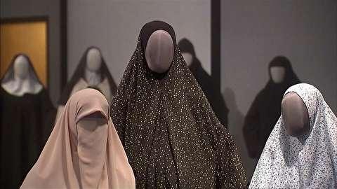 نمایشگاه حجاب زنان مسلمان، یهودی و مسیحی