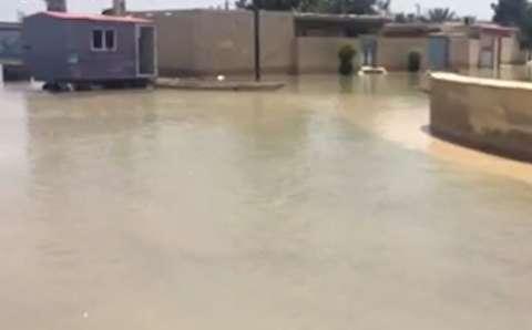 روستاهای خوزستان تا دو متر زیر آب